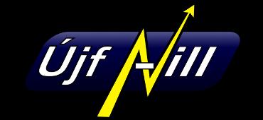 Újfa-Vill Kft. Nyíregyháza logo színes
