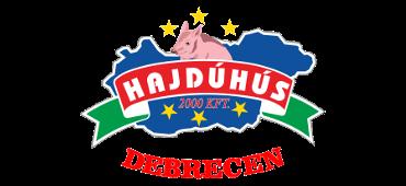 Hajdúhús 2000 Kft. Debrecen logo színes