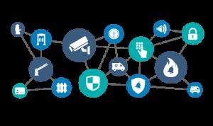 IP kamerarendszer kiépítése, telepítése és üzemeltetése.