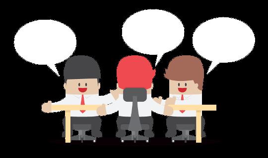 Szerződéses rendszerfelügyeleti ügyfeleinkkel heti szinten kommunikálunk.